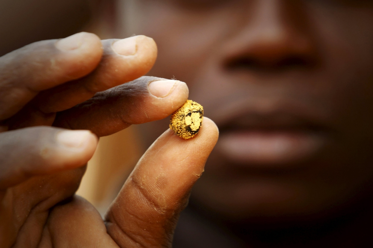 Gold in Africa: facts you probably did not know.