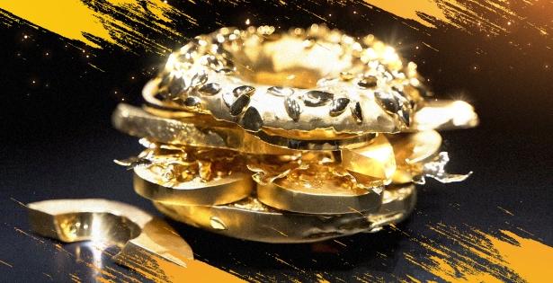 Golden bagel for $3 million