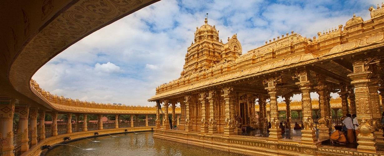 Sripuram: 1,5 tons of gold