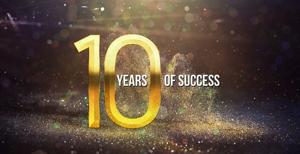 We are 10 years old!