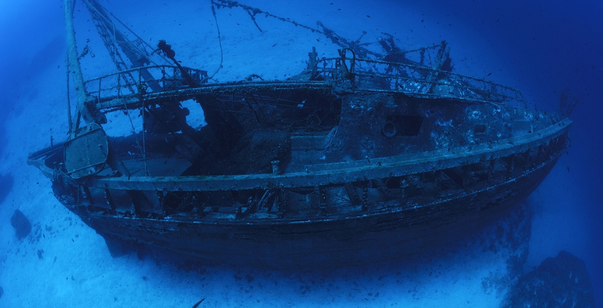 I tesori doro della fregata Le Chameau