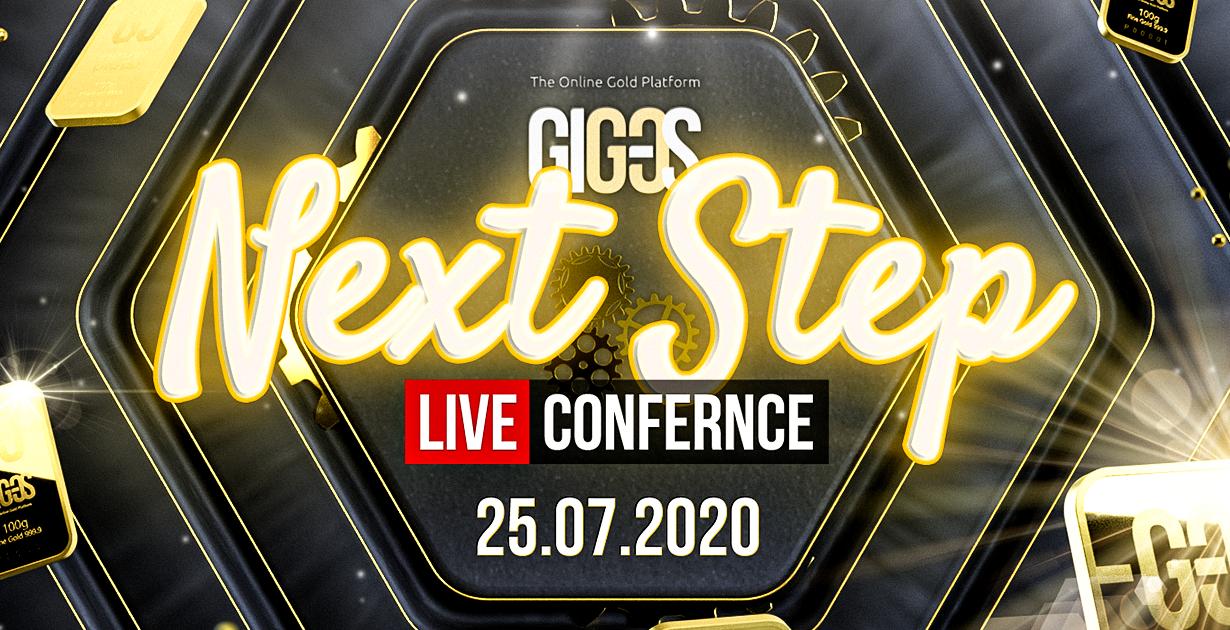 LIVE-conferencia «NEXT STEP»