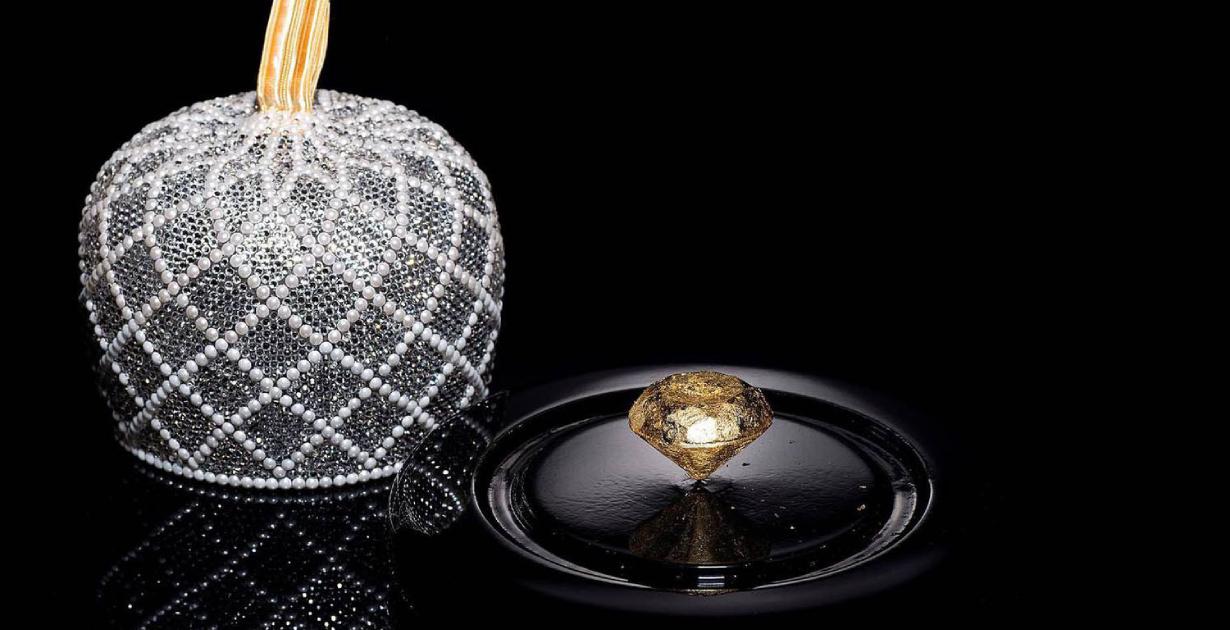 """Il """"diamante"""" doro del Portogallo"""