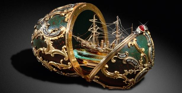 Faberge – Secrets of Jeweled Eggs