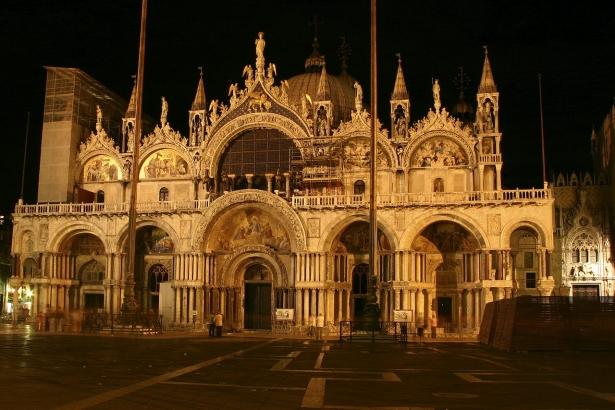 La Basilica d'oro di Venezia