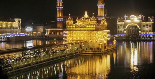 Il Tempio Dorato dei Sikh