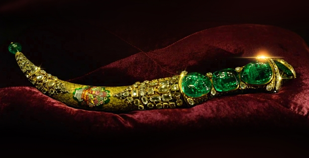 Topkapi treasures — through the ages of gold