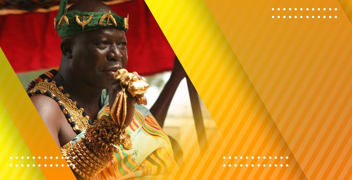 Золото племени Ашанти