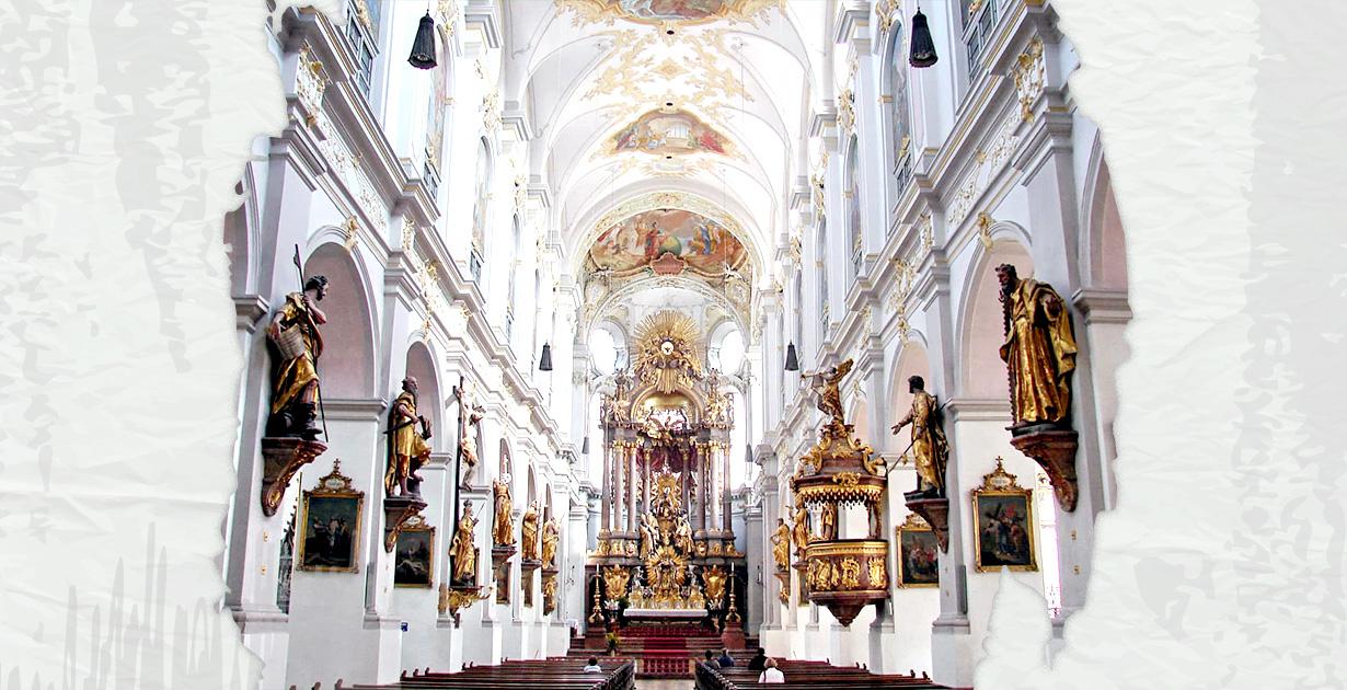 Old Pete: the precious shrine of Munich
